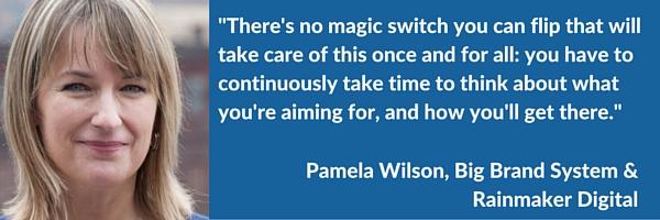 Pamela Wilson snippet