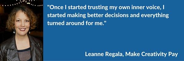 Leanne Regala snippet