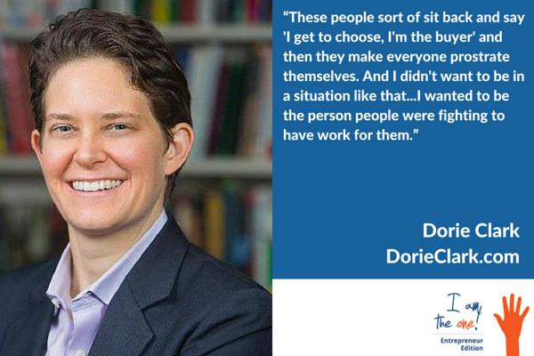 Dorie Clark quote