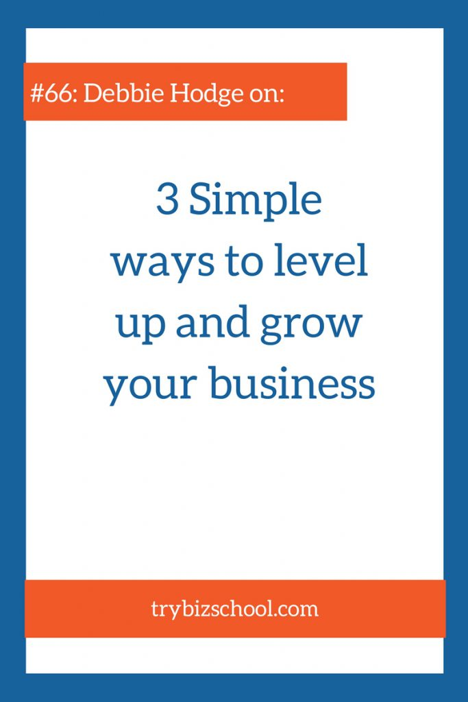 No need to guess about what you need to do to grow your business. Here are 3 simple, battle-tested ways to move the needle. If you only choose one to implement, you'll see great benefits.