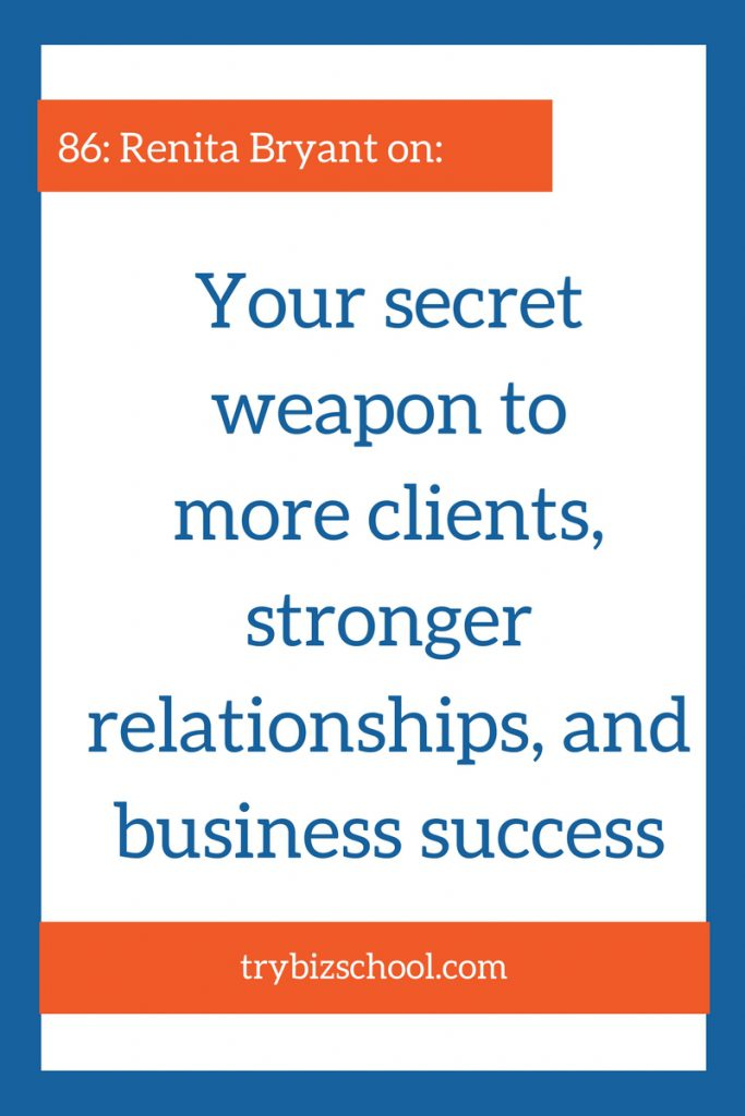 Your secret weapon to more clients, stronger relationships, and business success