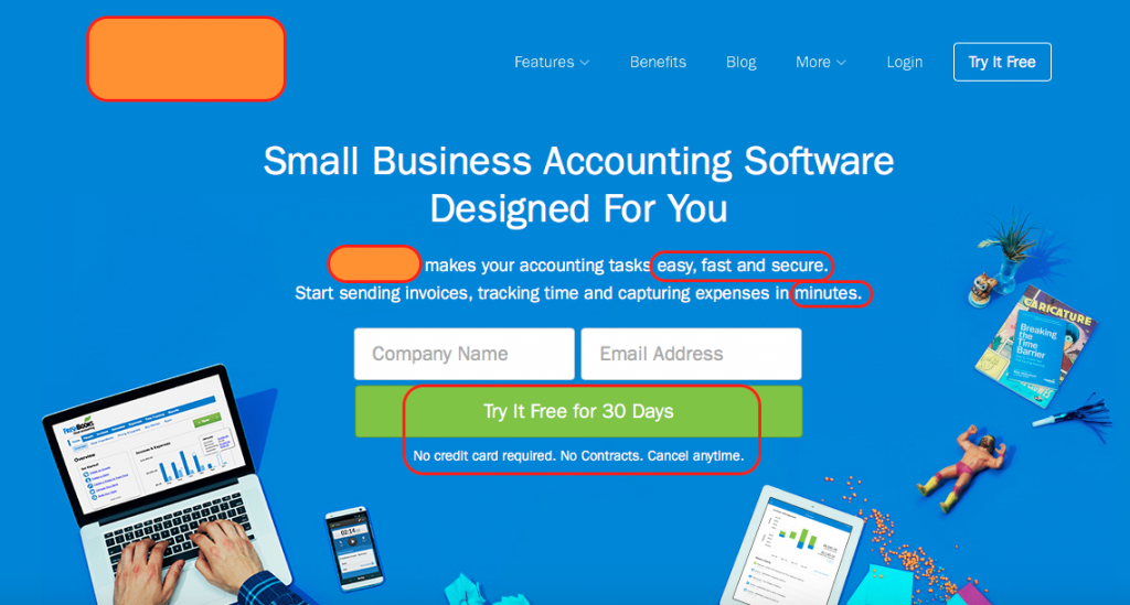 Accounting software for entrepreneurs