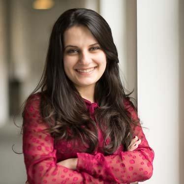 Angelica Corsi, Associate Product Director at Johnson & Johnson Diabetes Care