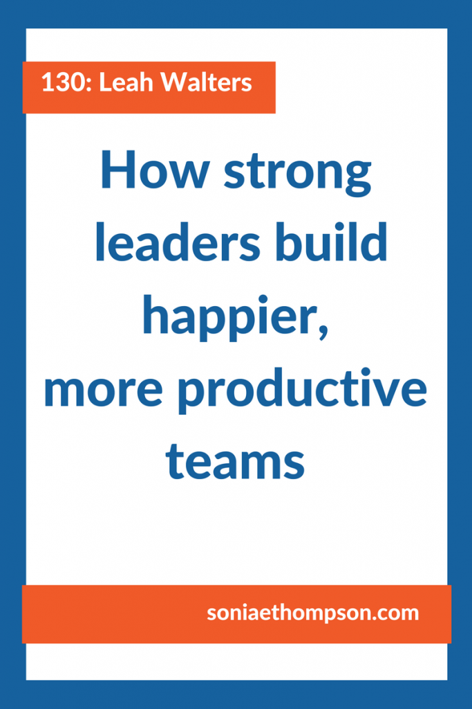 Happy teams perform better. Large amounts of research backs this up. Here's how to build one.