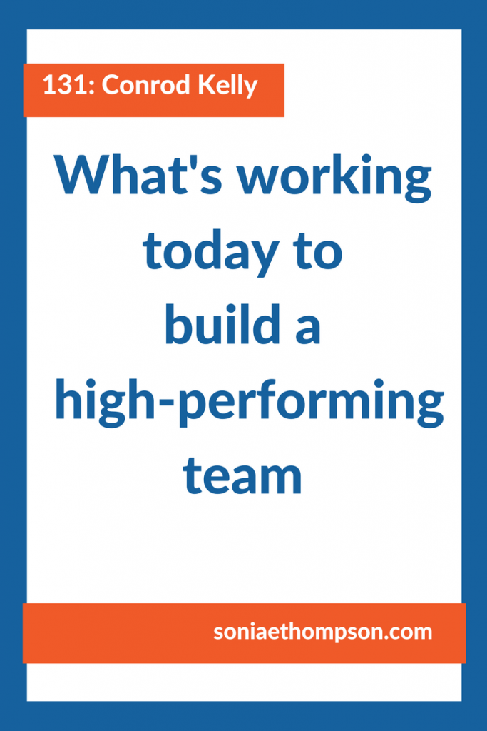 High-performing teams don't happen by chance. It takes intentional effort to bring a group together and help them perform as rockstars both individually and collectively. And as the makeup of your team grows more diverse, some of the previous tactics may not work so well any longer