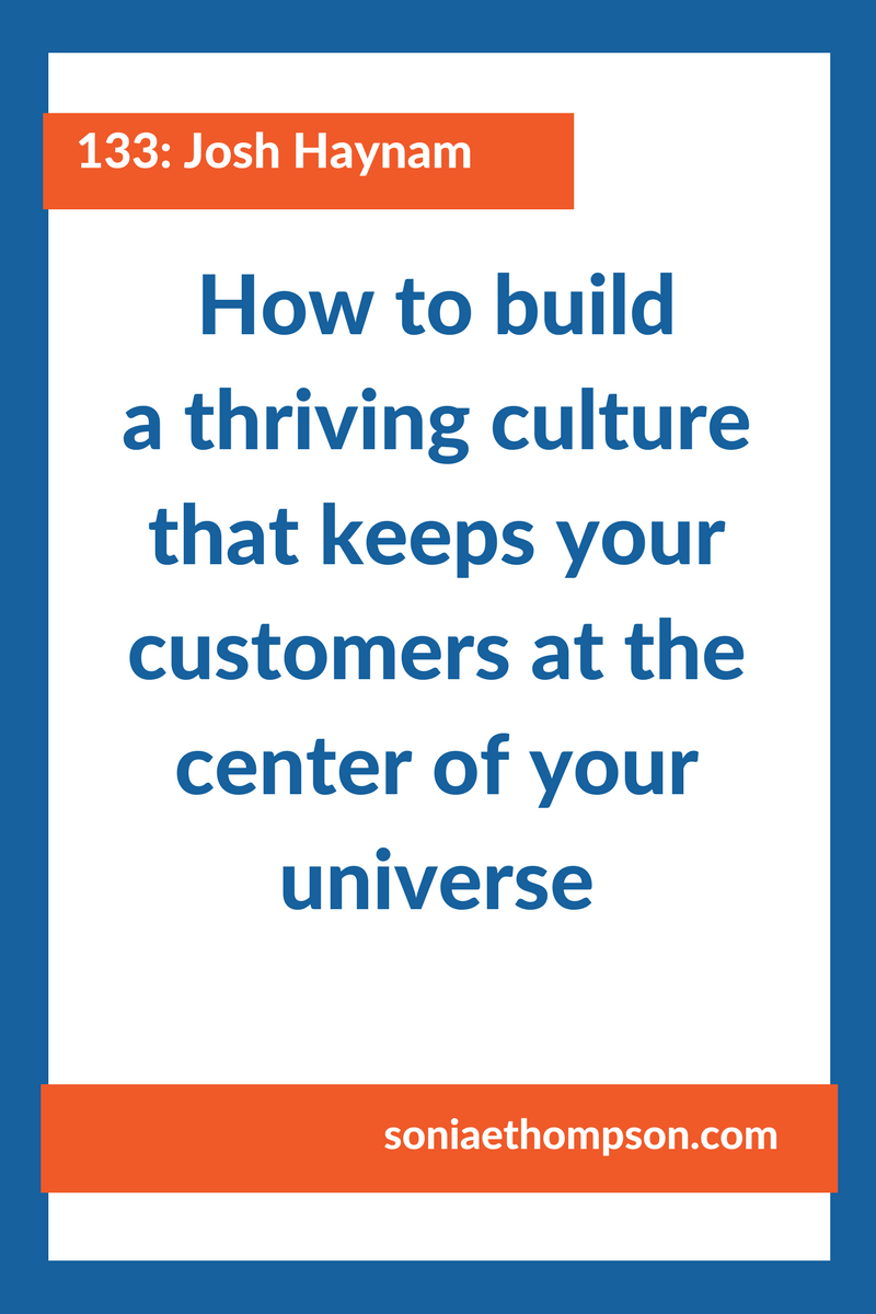 Company culture matters. And to be successful your customers need to remain the center of your focus. That can sometimes be hard to do as your business grows. Find out how to stay obsessed with your customers know matter your size.