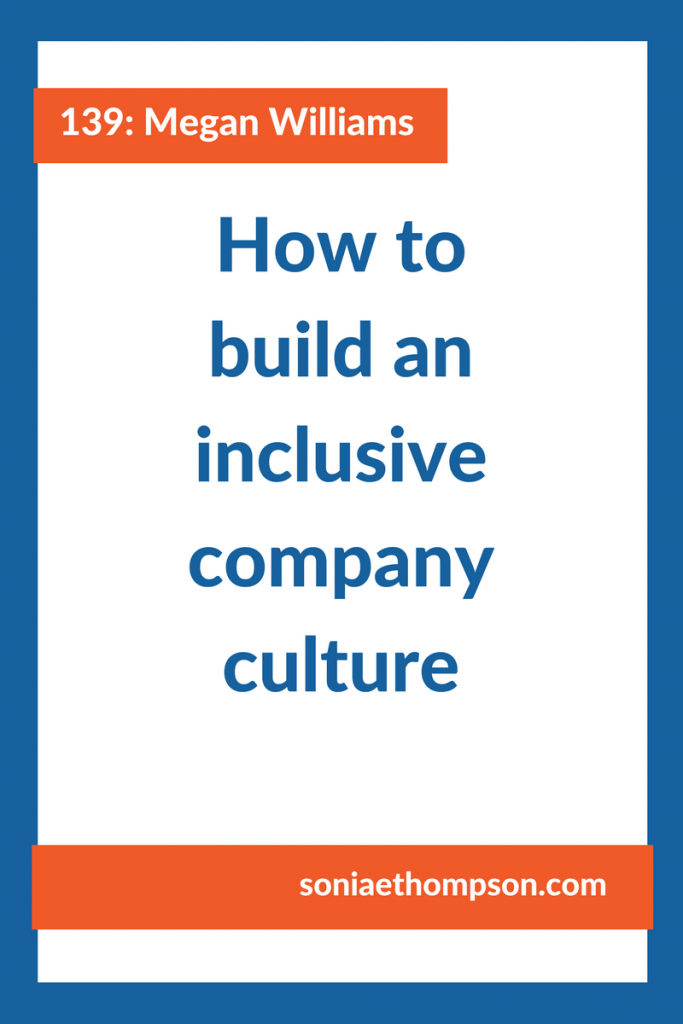 To make everyone on your team feel like they belong, you've got to build an inclusive company culture. Here's how to start.