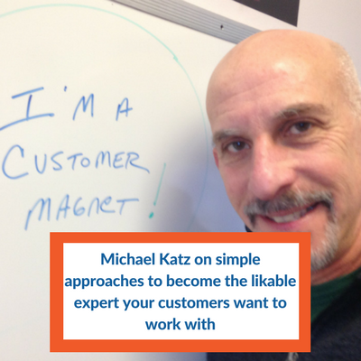 137: Why being likeable helps you deliver remarkable customer experiences
