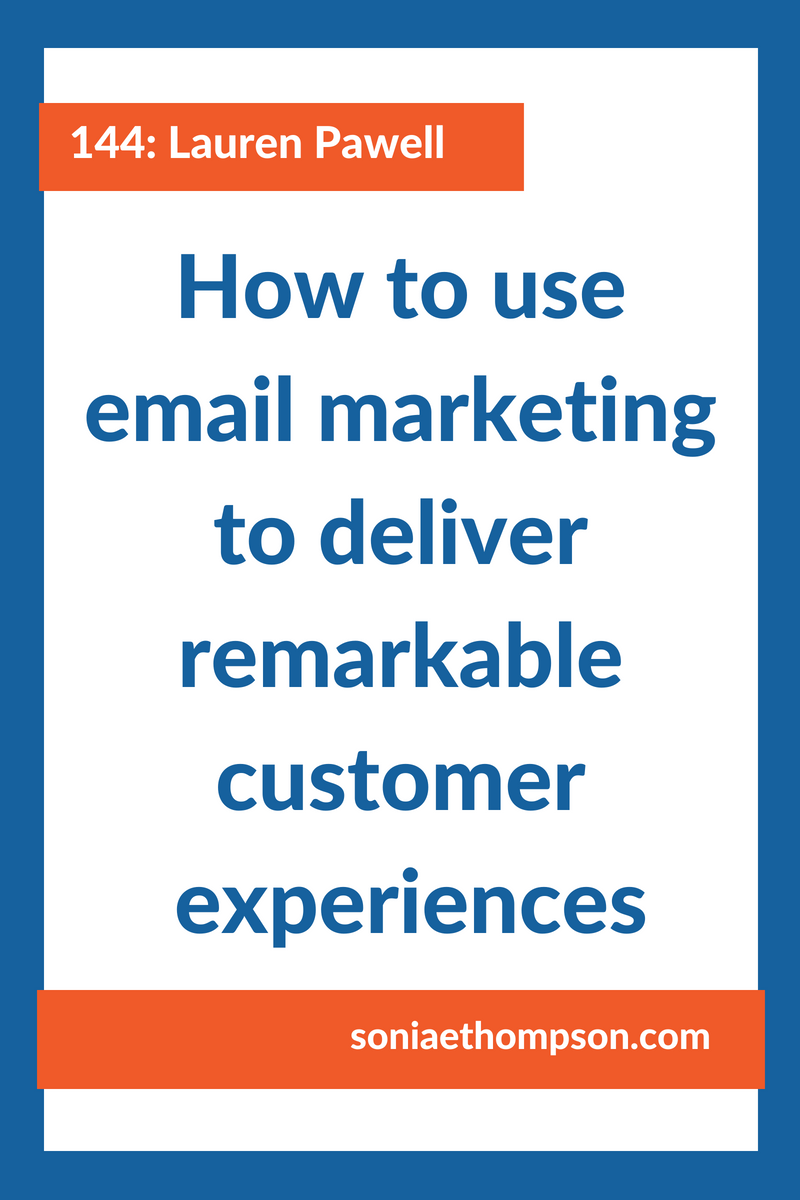 Email marketing is not only cost effective, but it is a smart way to develop and nurture relationships with your customers that allow you to deliver remarkable experiences to them.