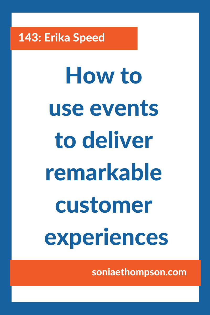 Events are a smart way to deliver remarkable customer experiences. Here's how to produce them.