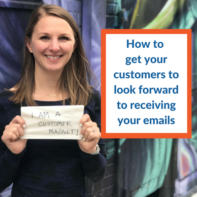 144: How to use email marketing to deliver remarkable customer experiences