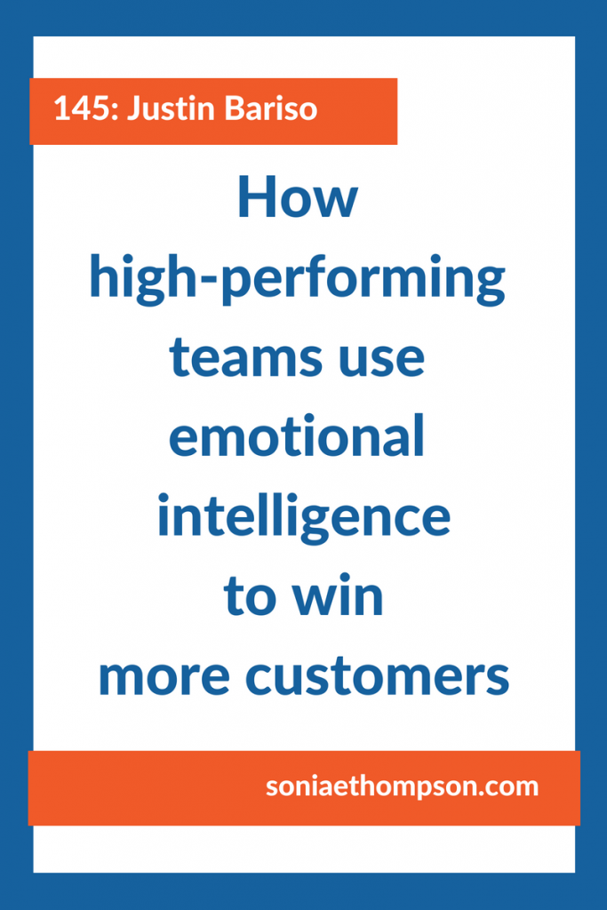 Want to connect with your team and your customers on a deeper level? Work on improving your degree of emotional intelligence. Here's how.