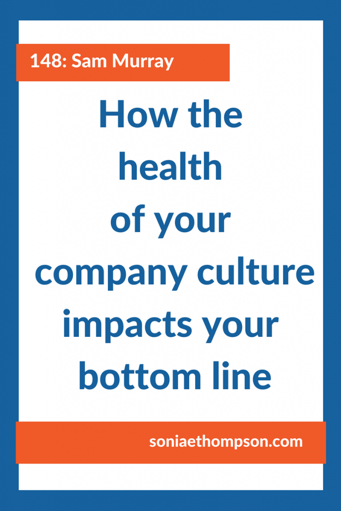 Company culture matters. And it has a direct impact on how you serve your customers and your bottom line. Here's how.