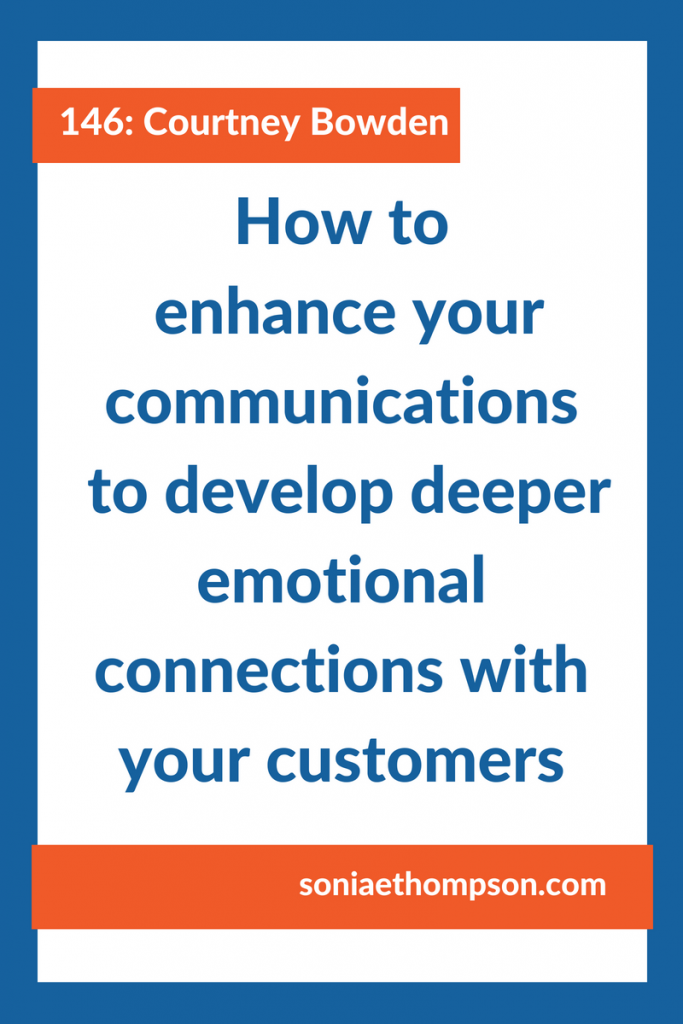 To win more customers, and keep them loyal over time you need to develop deeper emotional connections with them. Your communications is an important aspect of that. Here's how to make sure they work for you